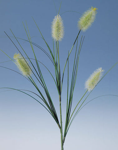 Artificial Hare's Tail Grass
