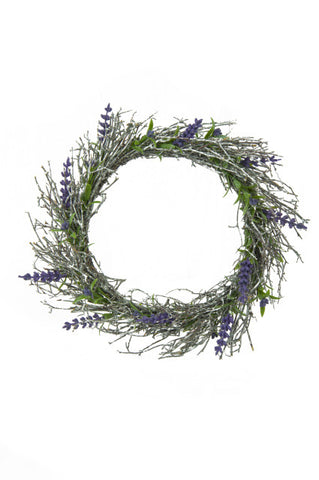 Artificial Lavender Ring