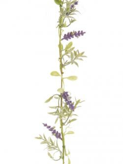 Artificial Lavender Garland