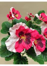 Artificial Pansy Pink