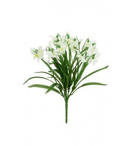Artificial Snowdrop Bush