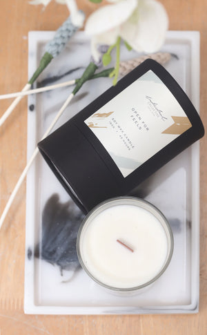 Basilic Pine & Currant - French Artisanal Candle