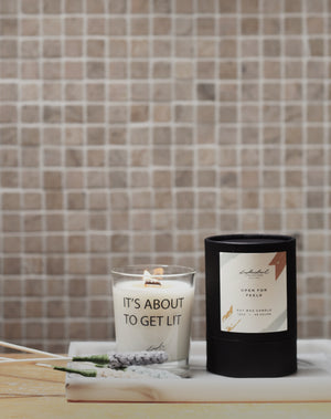 Rose De Mai -French Artisanal Candles