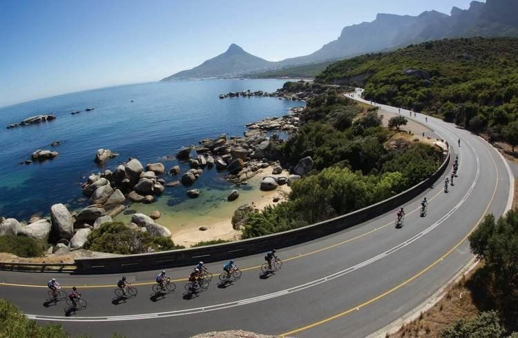 An African cycling adventure and a chance to win a weekend in Cape Town