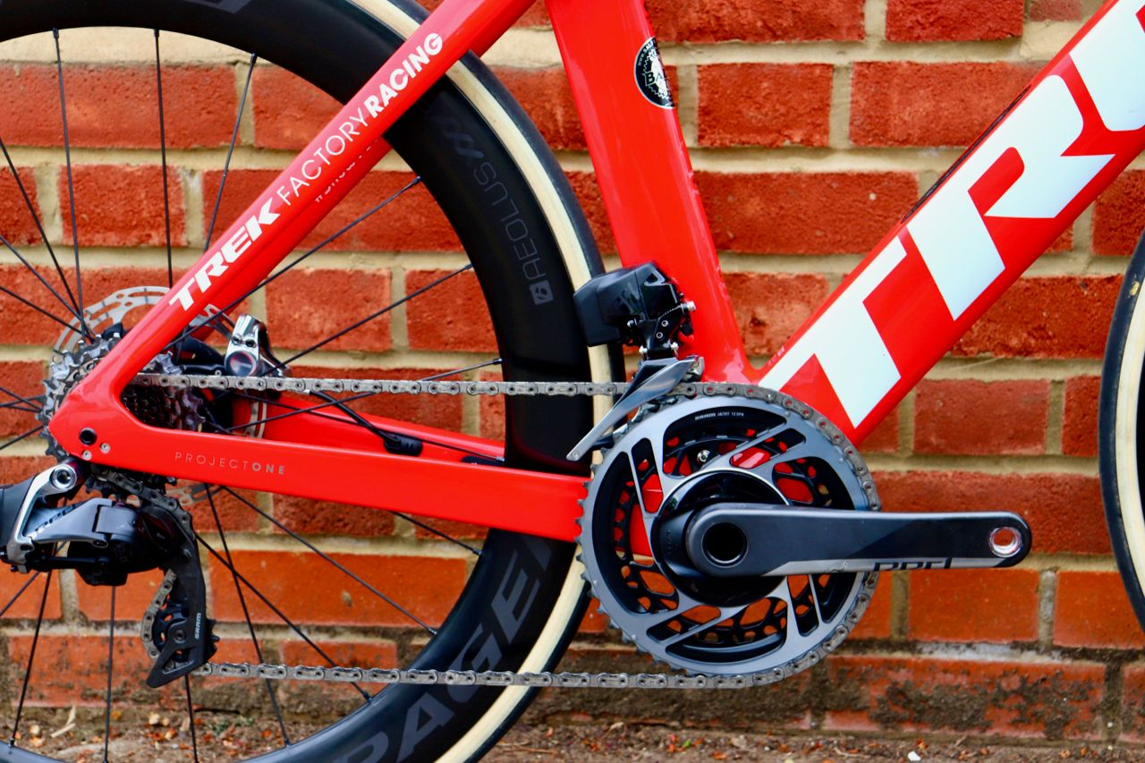 The All New Sram Red Etap AXS 12 Speed Madone SLR Disc