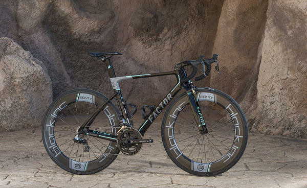 Factor - Ex-pro team bikes now available