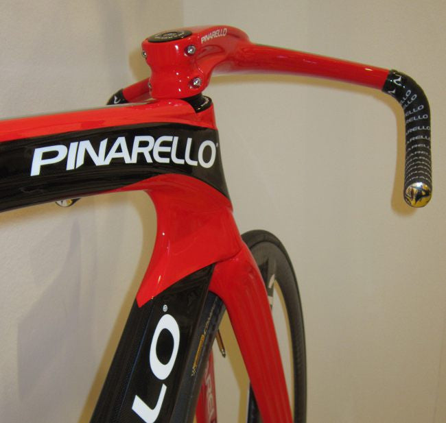 Ever ridden track? Stunning Pinarello Track bikes at RCE.