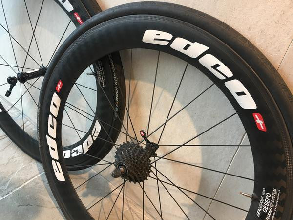 Wheels - the most effective upgrade you can make to your bike