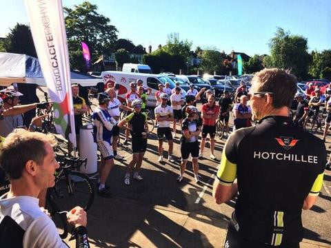 The latest news hitting the 'coffee stop' at Hotchillee