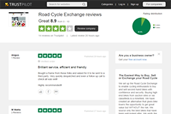 We are now on TrustPilot - the worlds leading independent review service