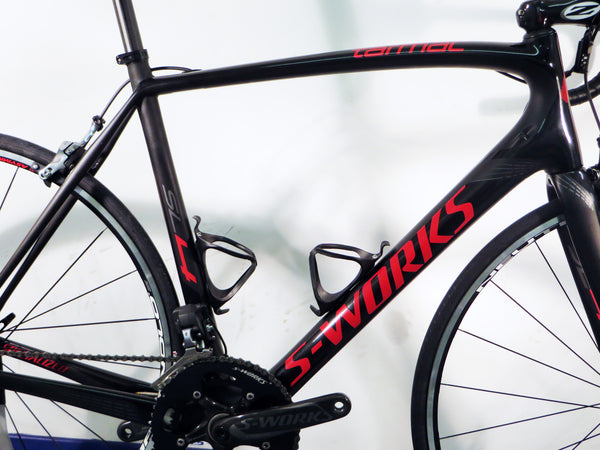 Specialised S-Works Tarmac SL4 Frameset with cranks, Size 58cm