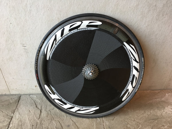 Zipp Super 9 Disc Clincher Wheel, Campagnolo Freehub