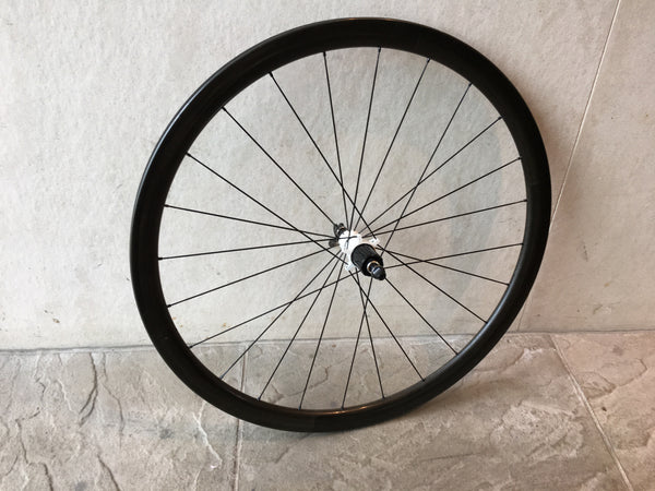 Bontrager Aeolus 3 Rear Wheel, Shimano Freehub
