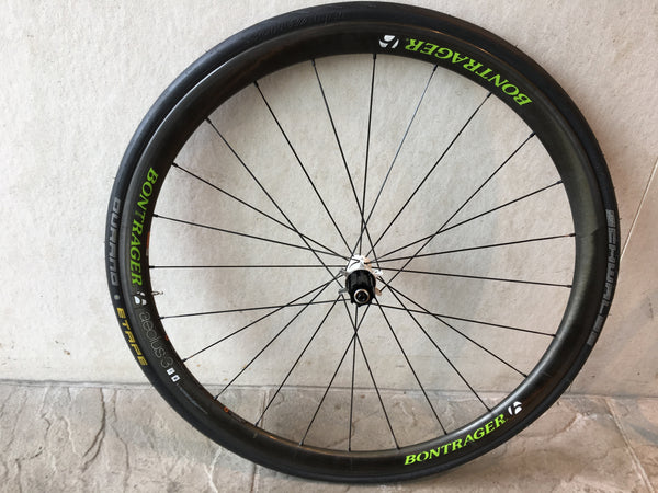 Bontrager Aeolus 3 Rear Wheel, Campagnolo Freehub