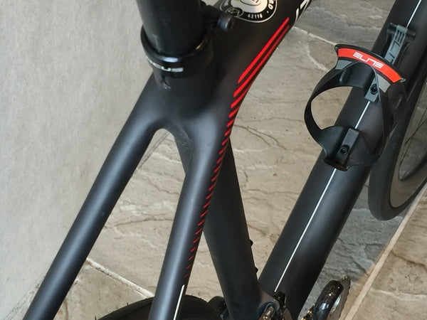 Focus Izalco Max Disc Red 2016, 56cm, as new.