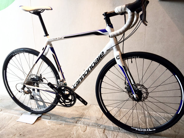 Cannondale Synapse Disc, Bargain Winter Bike, size 56