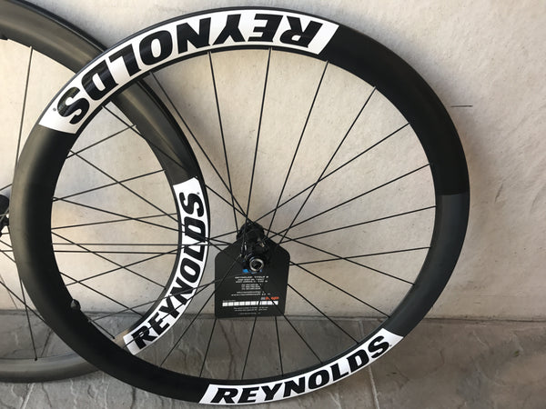 Reynolds Aero 46 Carbon Clincher, Disc Brake, Shimano Freehub