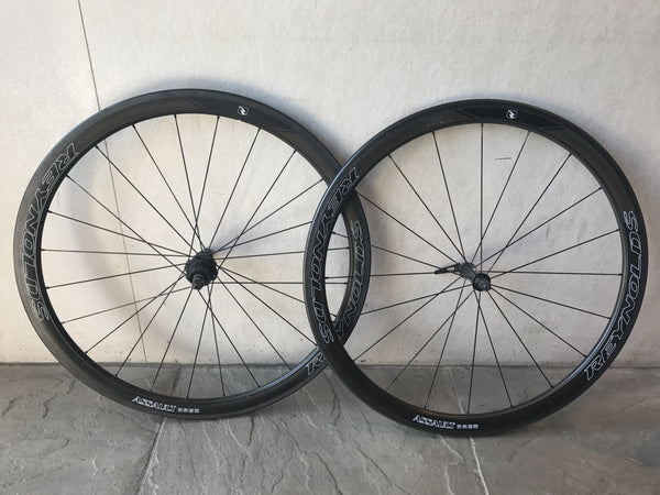 Reynolds Assault Carbon Clinchers, Shimano Freehub