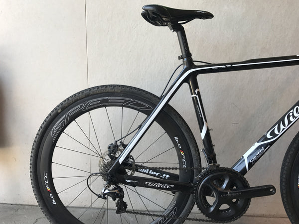 Wilier Carbon Cross Bike, Shimano DURA ACE & Ultegra, Size M (55)