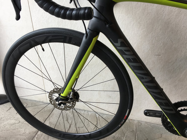 Specialized Tarmac Pro Disc, Shimano Dura Ace, Size 56cm