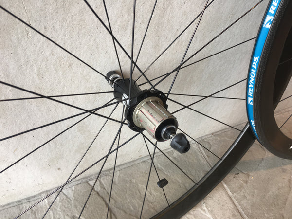 Reynolds Assault Carbon, Clinchers, Shimano Freehub
