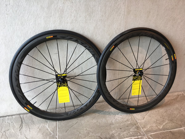 Mavic Cosmic Pro Carbon SL Wheelset, Shimano Freehub