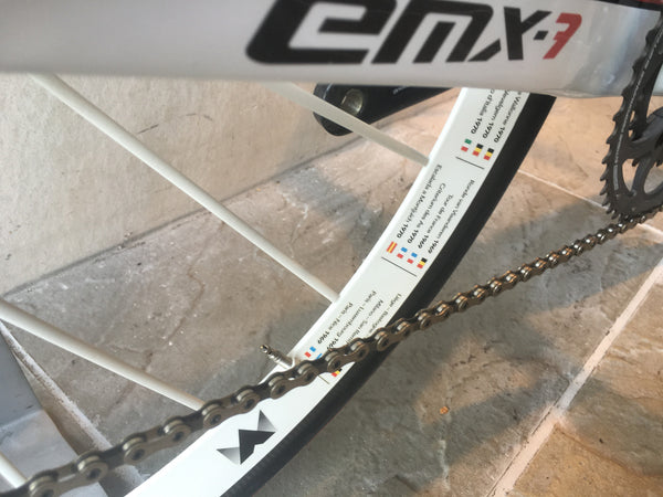 Merckx EMX-7 Limited Edition, Campagnolo Super Record, Very Rare bike, Size 52cm