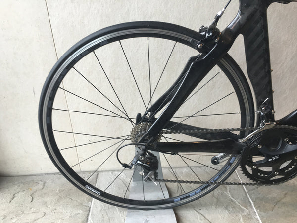 Planet X Stealth, Shimano 105, Size Medium