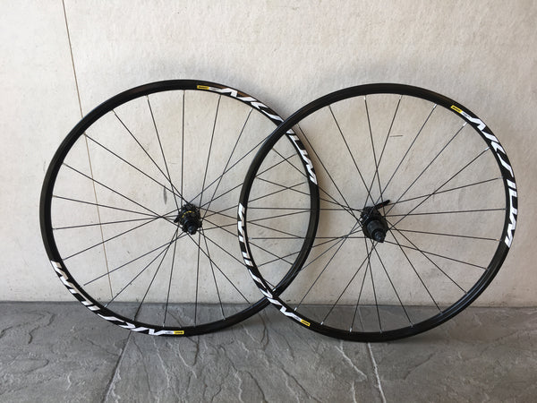 Mavic Aksium Disc, Shimano Freehub