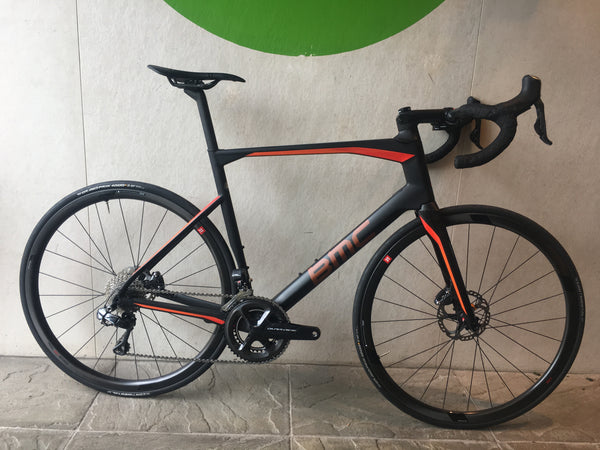 BMC Road Machine 01 Disc, Shimano Dura Ace / Ultegra Di2, Size 58cm
