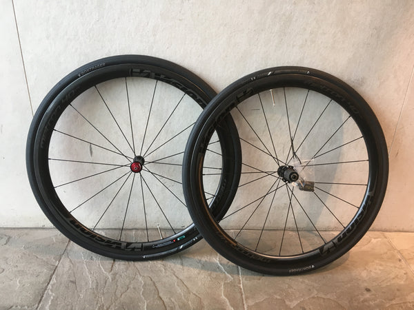Vision Metron 40 Carbon Clincher, Shimano Freehub
