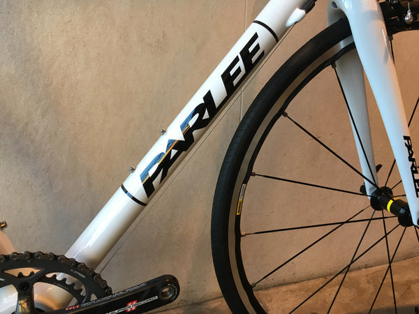 Parlee Z5, Campagnolo Super Record, Size Large