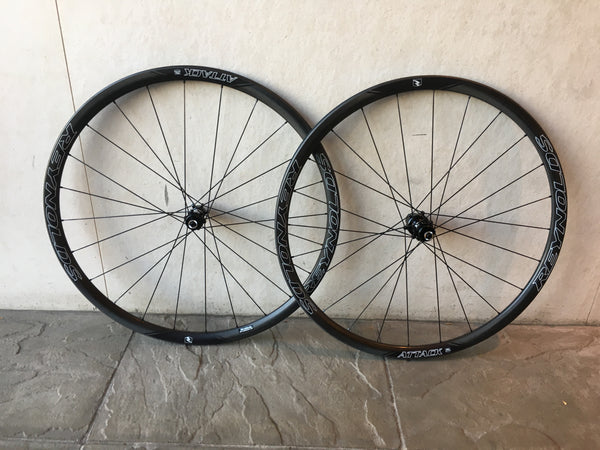 Reynolds Attack Disc Wheelset, Shimano Freehub