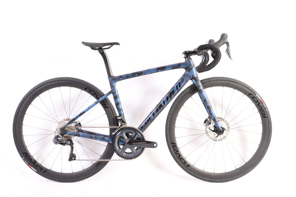 Stealthy Colnago Concept, ready for speed!