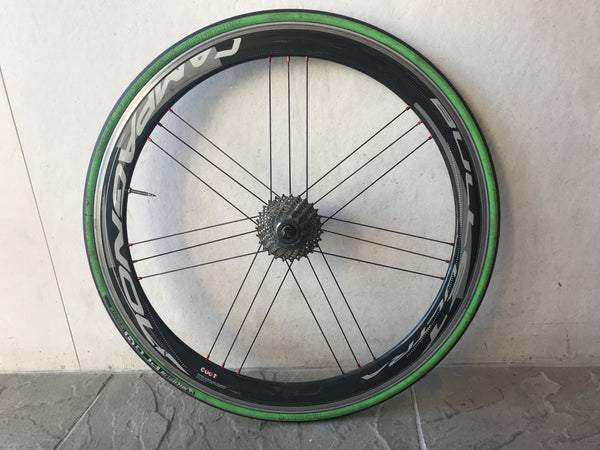 Campagnolo Bullet Ultra Clincher Wheelset, Used