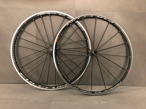 Fulcrum Racing Zero Wheelset, Shimano Freehub, Used