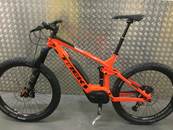 Trek Powerfly 9 LT Plus, Sram EX1, Size 19.5 inch