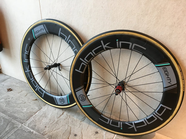 Black Inc Eighty Tubular Wheelset