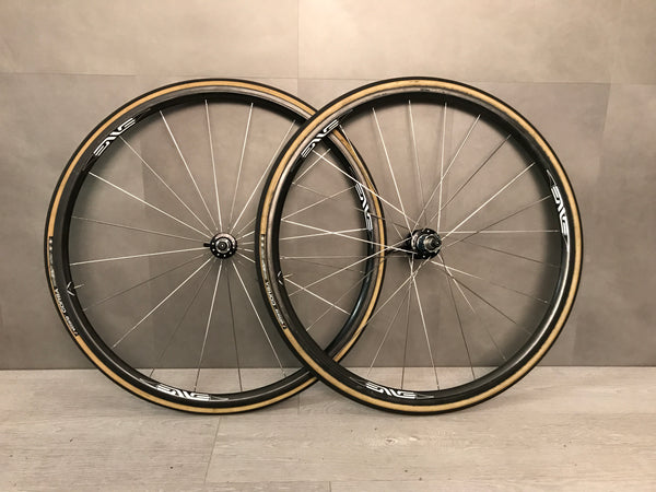 Enve 2.2, Chris Kings Hubs, Shimano Freehub