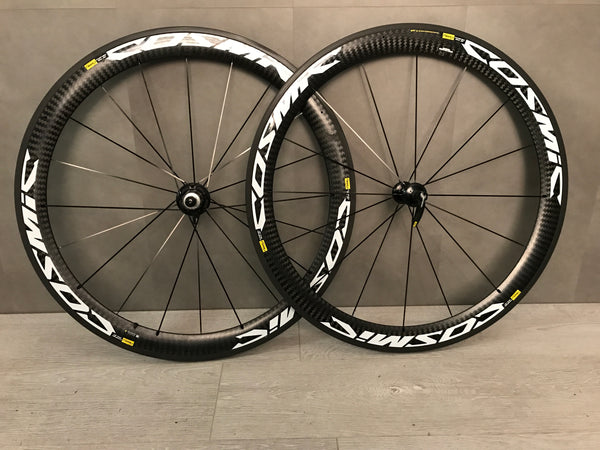 Mavic Cosmic Carbone SLE Wheelset, Shimano Freehub