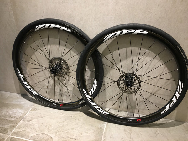 Zipp 202 Carbon Clinchers, Shimano Freehub