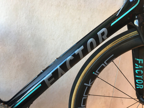 Factor One - S, Shimano Dura Ace Di2, Various Sizes