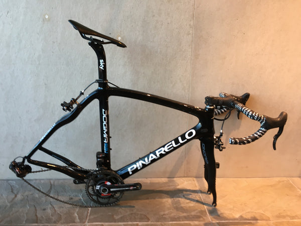 Pinarello Dogma 65.1, Campagnolo Super Record EPS, + Power SRM, Size 54cm