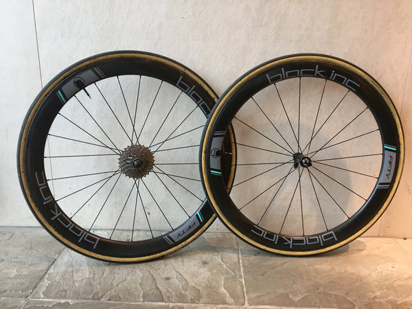 Black Inc Fifty Tubular Wheelset