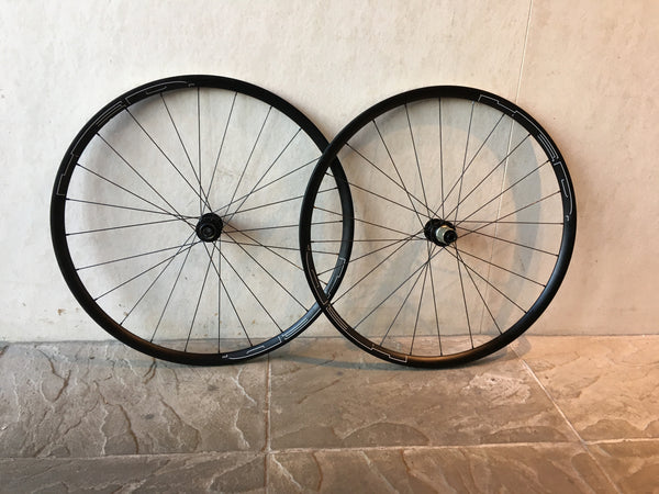 HED Ardenne Plus GP Disc wheels, Shimano Freehub