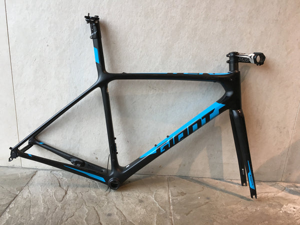Giant TCR Advance SL frameset, Size Medium