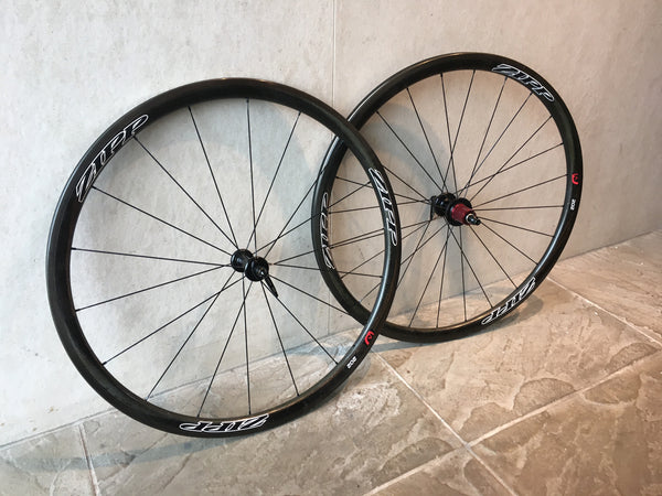 Zipp 202 Clincher Wheelset, Campagnolo Freehub