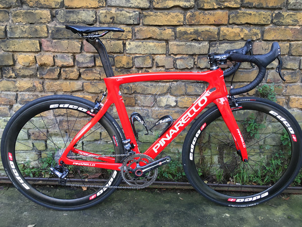 Pinarello Dogma F8, Various Sizes, Colours and Builds available. Save £3000-£5000 on new prices.