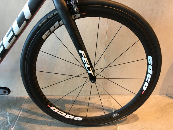 Felt FR-FRD 2017, Team NFTO Special Edition, Dura Ace Di2, various sizes.