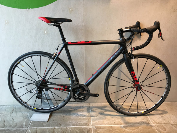 Cannondale Evo Supersix, Sram Red, Size 54cm